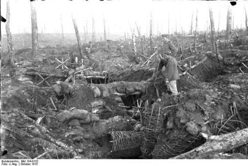 Argonne octobre 1915