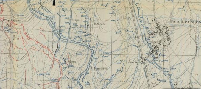 Bouchavesnes 1916