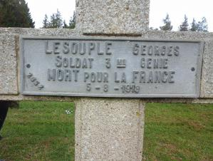 Necropole lesouple georges 1